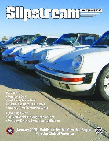 Slipstream - January 2005