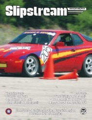 Slipstream - June 2005