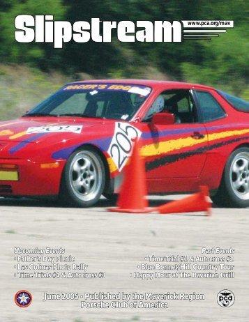 Slipstream - June 2005