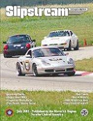Slipstream - July 2005