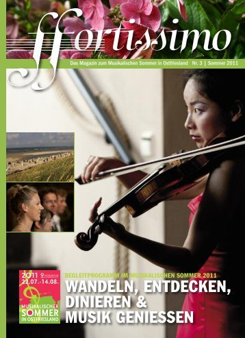landkarte 2011 - Musikalische Sommer