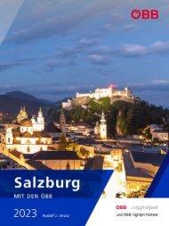 Salzburg mit den ÖBB