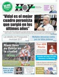 """""""Vidal es el mejor cuadro peronista que surgió en los últimos años"""""""