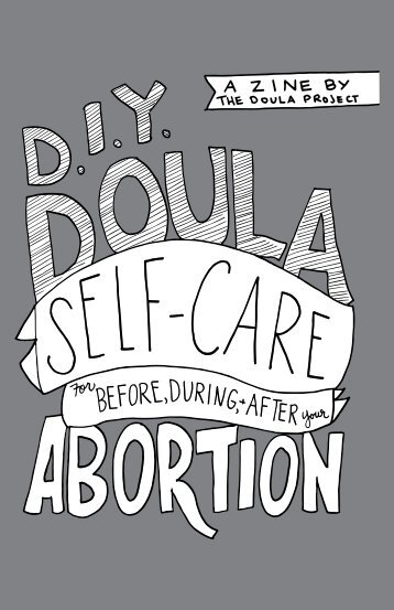 What's a zine? What's a doula?