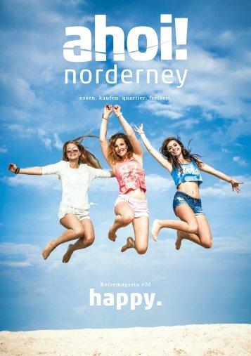 ahoi! norderney Magazin # 20