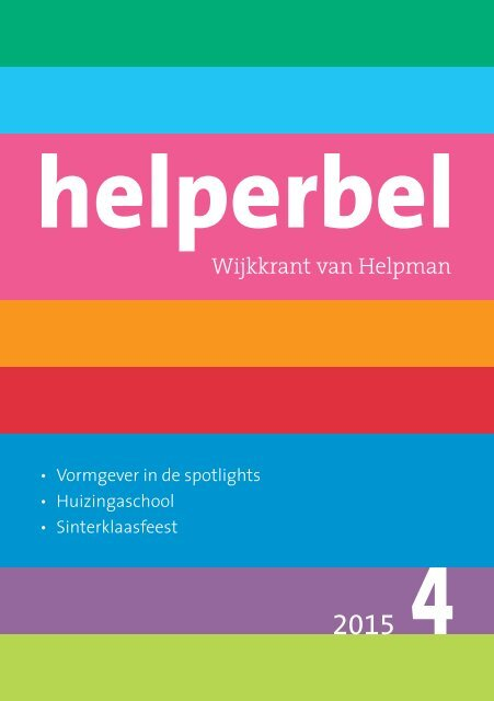 Helperbel 2015, nummer 4