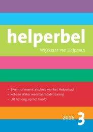 Helperbel 2016, nummer 3