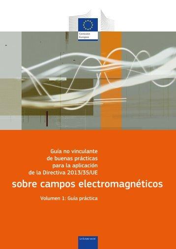 sobre campos electromagnéticos