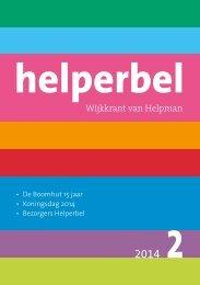 Helperbel 2014, nummer 2