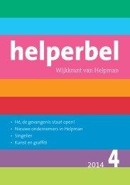 Helperbel 2014, nummer 4