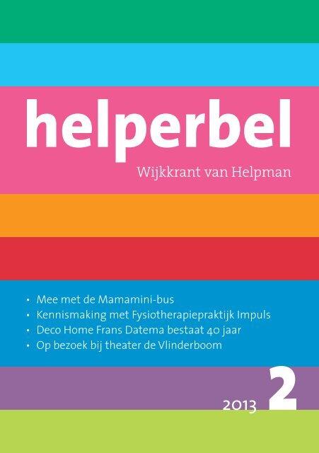 Helperbel 2013, nummer 2