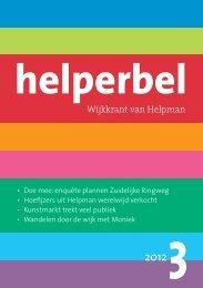 Helperbel 2012, nummer 3
