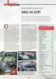 Alles im Griff - Rebo Landmaschinen GmbH