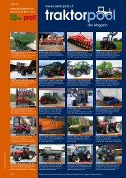 Musterseite Traktorpool - traktorpool-Magazin - Traktorpool.de