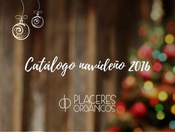 Catálogo navideño 2016