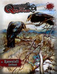 Quoth The Raven 23