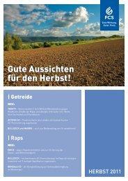 Gute Aussichten für den Herbst! - Feinchemie Schwebda GmbH