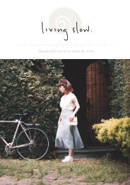 Revista - Living Slow