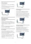 Philips 7600 series Téléviseur UHD 4K ultra-plat avec Android™ - Mode d'emploi - SWE - Page 7