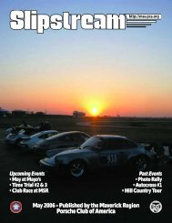 Slipstream - May 2006
