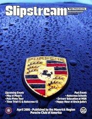 Slipstream - April 2006