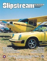 Slipstream - August 2006