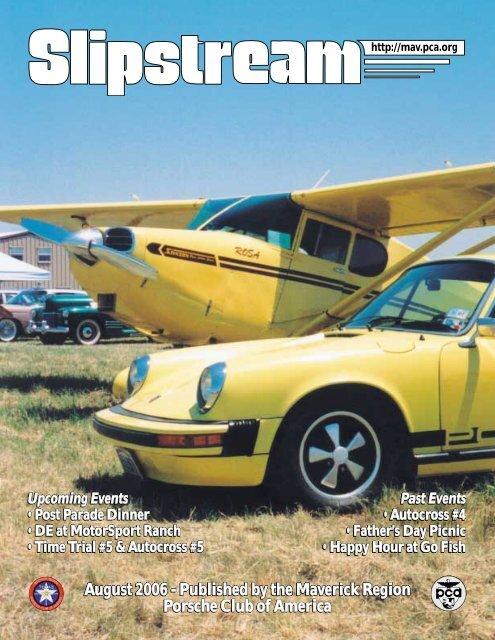 Slipstream - August 2006
