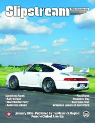Slipstream - January 2006