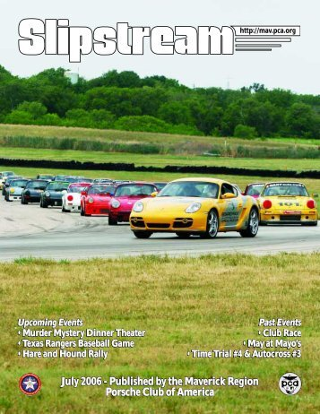 Slipstream - July 2006