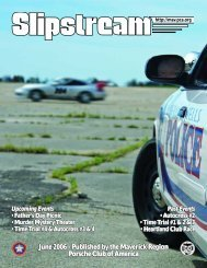 Slipstream - June 2006