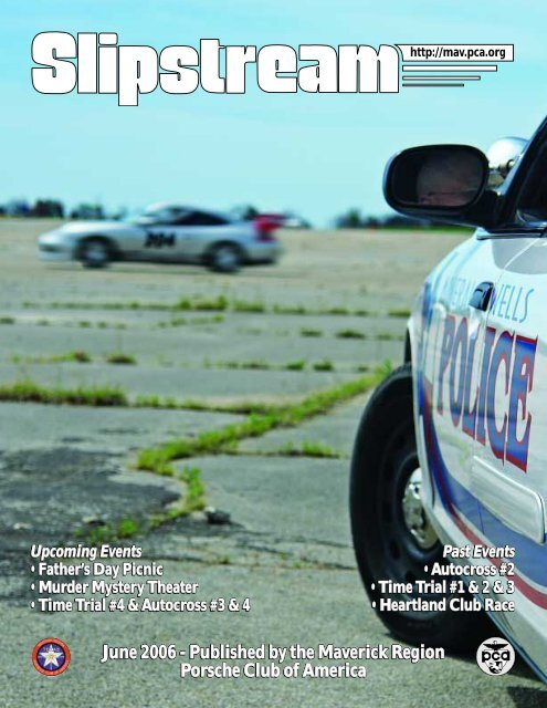 Slipstream - June 2006