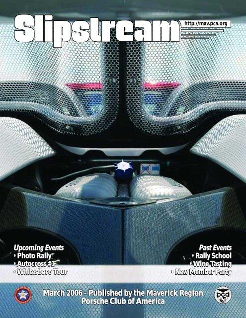 Slipstream - March 2006