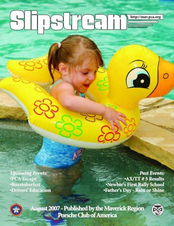 Slipstream - August 2007