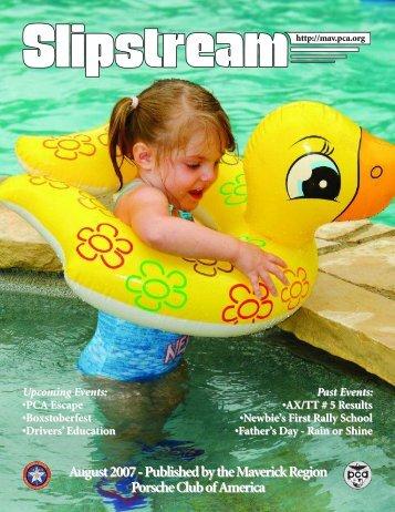 Slipstream - August 2007