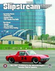 Slipstream - May 2007