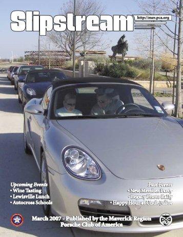 Slipstream - March 2007