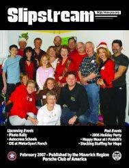 Slipstream - February 2007