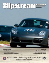 Slipstream - November 2007