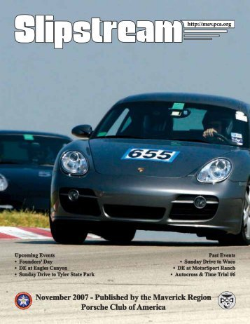 Slipstream - November 2007