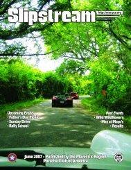 Slipstream - June 2007