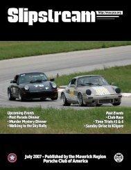 Slipstream - July 2007