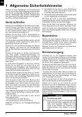 Philips PicoPix Projecteur de poche - Mode d'emploi - DEU - Page 4