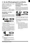 Philips PicoPix Projecteur de poche - Mode d'emploi - DEU - Page 7