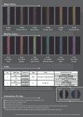 YKK Plastic Zipper Metaluxe - Page 3