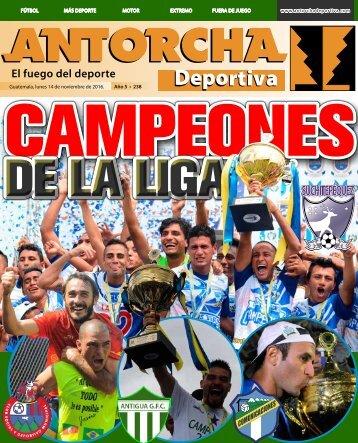 Antorcha Deportiva 238