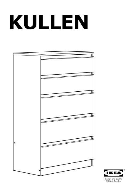 Cassettiera Malm Ikea Istruzioni Montaggio.Cassettiere Ikea On Line Spazio