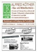 1. Herren - Winterpause, Budenzauber, Platzsperre!!! - Stederdorf - Seite 2