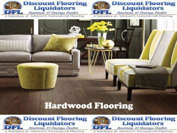 Hardwood Flooring for Sale