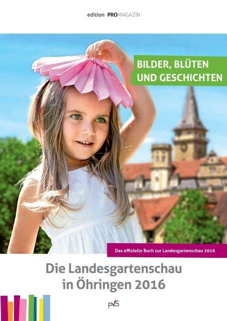 Leseprobe: Buch zur Landesgartenschau