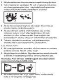 Philips Téléviseur portable - Mode d'emploi - FIN - Page 6
